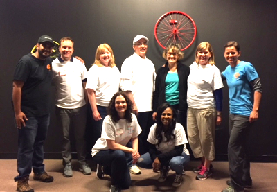NCB Team Volunteer Arlington Day 2018