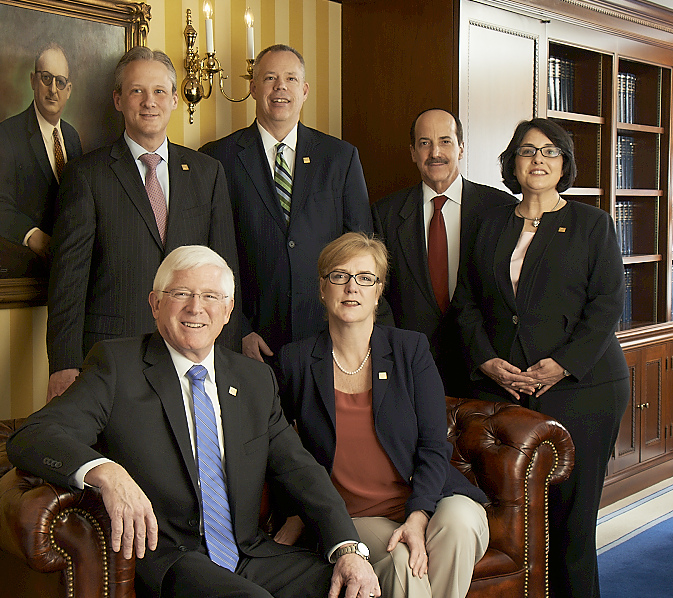 Executive Management Photo